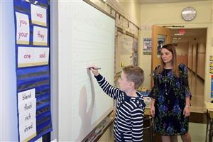 A broader approach to literacy at Stewart Manor